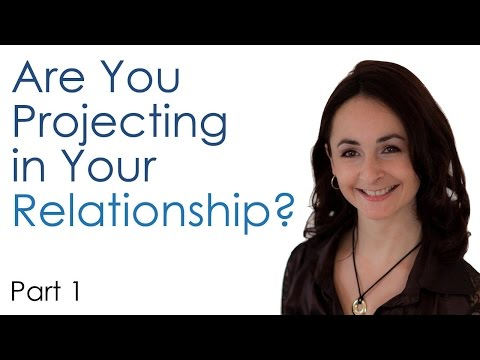 The Projected Self In Relationships [1/2] - Peggy Guglielmino