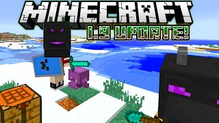 NEW MINECRAFT 1.9 LET