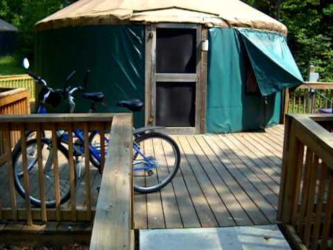 Ohiopyle Yurt