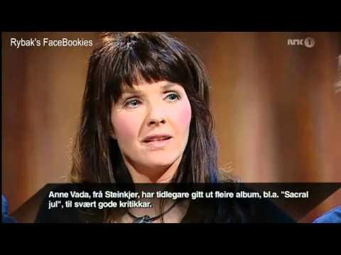 "Alexander Rybak, Anne Vada & Dennis Storhøi in ""Førkveld"", NRK. 25.11.2011"