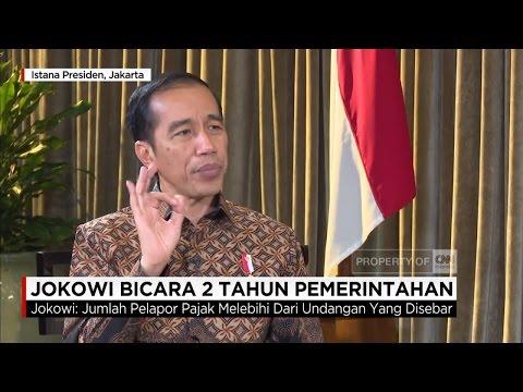 Special Interview - Jokowi Bicara 2 Tahun Pemerintahan
