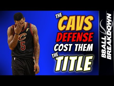 Why The Cavs Defense Cost Them A Title
