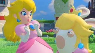 UNA PRINCESA PARA MARIO! | Mario + Rabbids Kingdom Battle #2