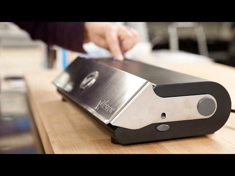 Why America's Test Kitchen Calls the Weston Professional Advantage the Best Food Vacuum Sealer