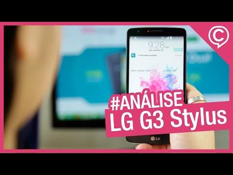 LG G3 Stylus [Análise] - Cissa Magazine