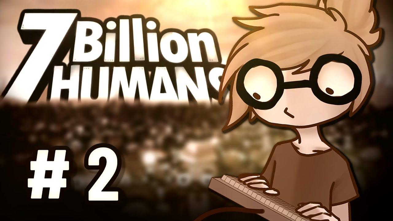ELEK UŻYWA MÓZGU (zaraz, to Elek ma mózg?) | 7 Billion Humans #2
