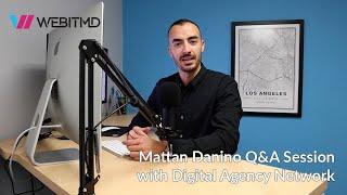 2021 Q&A Session with WEBITMD CEO, Mattan Danino | WEBITMD® Digital Marketing Agency