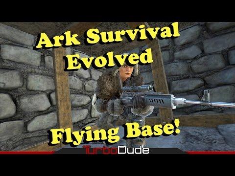 Ark: Survival Evolved - Quetzalcoatlus & Sniper V218