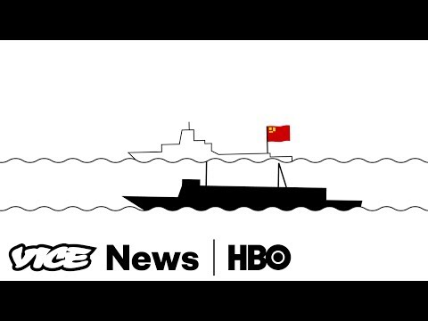 China's Plans For The South China Sea (HBO)