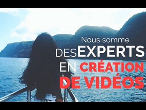 Agence de vidéo marketing au Maroc : production audiovisuelle, création vidéo et montage