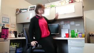 Funny Scare Pranks in the Office   AFV