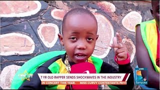 Download Video Seven-Year-Old Rapper, Fresh Kid, Sends Shock Waves in the Industry | Uncut Extra MP3 3GP MP4