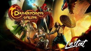 Drakensang Online - Gameplay do Início com Ranger (MMO Gratuito)