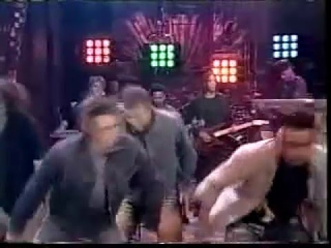 NSync singing Pop (live)