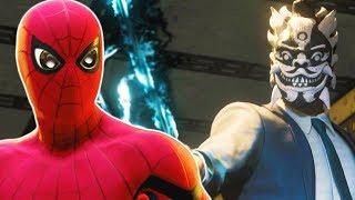 #8 ЭТИ ДЕМОНЫ ПОВСЮДУ! Человек паук ps4. Прохождения игры Marvel's Spider Man