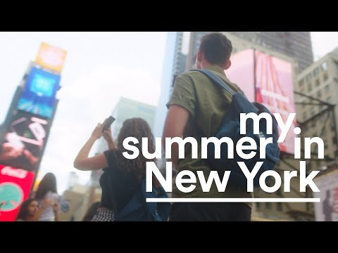 My Summer In New York – EF Language Travel