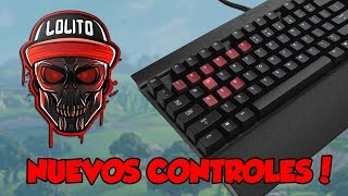 💀 ¡NUEVOS CONTROLES PARA CONSTRUIR! 💀 ~ FORTNITE