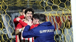 Highlights: Άρης - Ολυμπιακός 1-1 / Highlights: Aris - Olympiacos 1-1