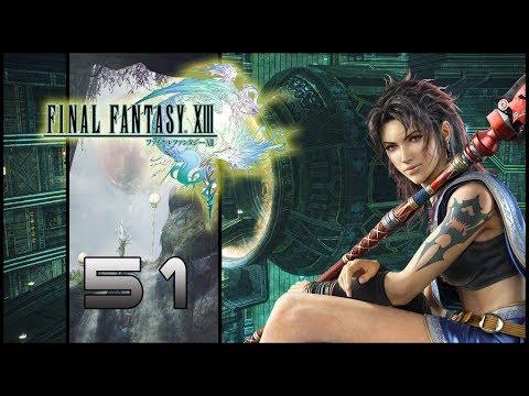Guia Final Fantasy XIII (PS3) Parte 51 - Torre de Taejin (3-3)