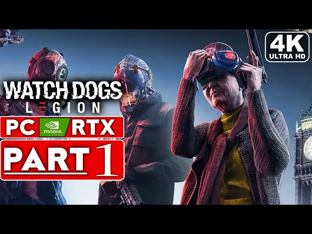Watch Dogs Legion (видео)