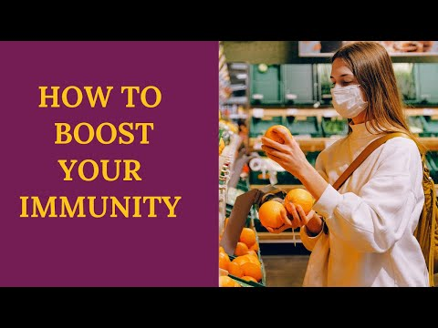 Part 2: How To Boost Your Immunity Against Corona Virus 💪🏼 🍊With Dr. Khairallah