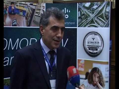 Armenia at Education World Forum 2013, London
