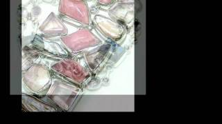 925 Sterling Silver Natural Gemstone Jewelry