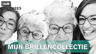 Oma Miep beoordeelt mijn brillencollectie! | ♥ iamtheknees