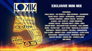 Lo Kik Records 5 Years Compilation EXCLUSIVE MINI MIX PREVIEW