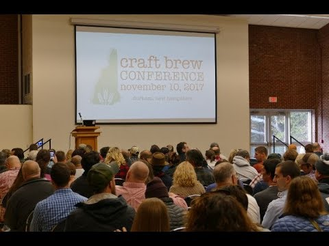 NH Craft Brew Conference - University of New Hampshire