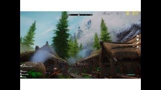 2. Skyrim (Evolution 2. 5 Beta) Ривервуд и окресности