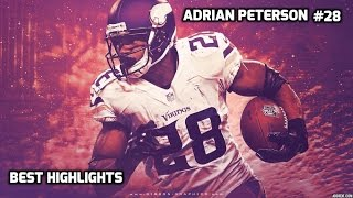 Adrian Peterson - ''Animal I've Become'' (HD)