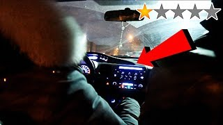 I Ordered The Worst Reviewed Uber | *UBER DRIVER ASKS ME FOR GAS MONEY* | 1 Star UBER!