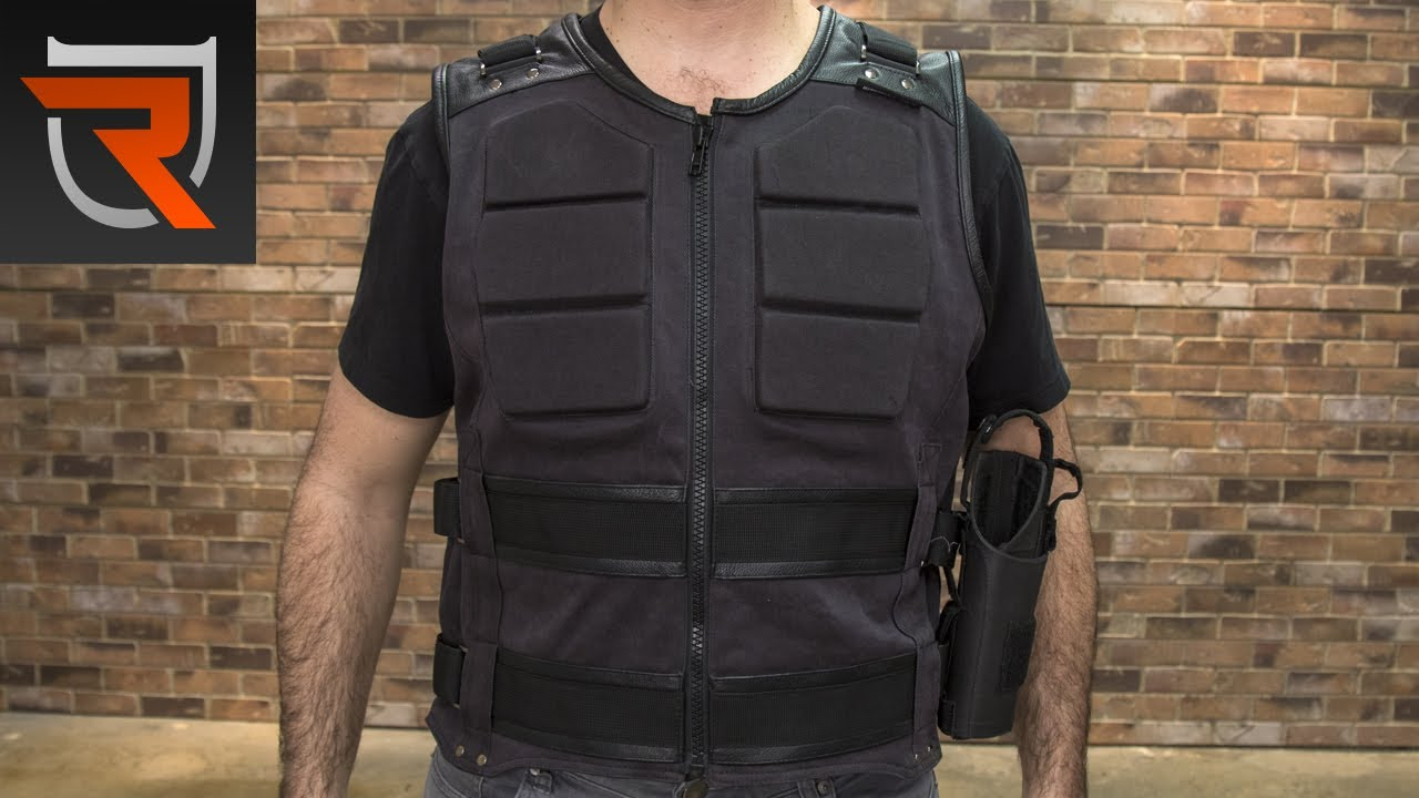 Speed and Strength Critical Mass Armored Mens MX Motorcycle Vest Red//Black Medium