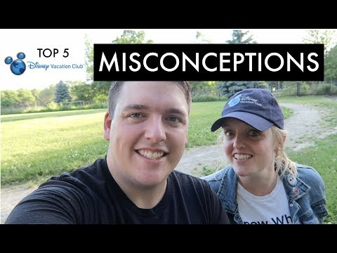 Welcome Home - Top 5 Misconceptions About the Disney Vacation Club