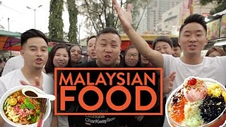 10 BEST FOODS IN MALAYSIA (Penang - Malaysia