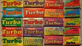 Новые посылки: жвачка Турбо (Turbo) из Турции, Косово, Сирии(, 2015-10-20T00:19:00.000Z)