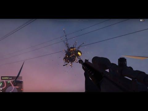 Get GTA Online Weapons Mk II Versions Heavy Sniper Explosive Rounds Screenshots