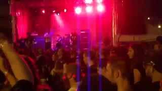"Napalm Death playing ""Dementia Access"" from the album ""Utopia of Ba..."
