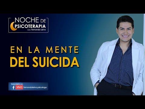 EN LA MENTE DEL SUICIDA - Psicólogo Fernando Leiva