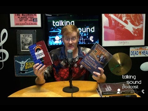 TALKING SOUND ep 45 Building an Audio Reference Library