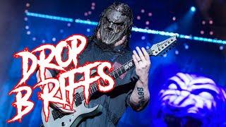 8 Heaviest Drop B Heavy Metal Guitar Riffs