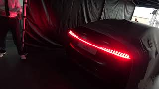 [4k] CRAZY Audi A7 Sportback REARLIGHTS, looks like the Chiron! Now BETTER quality and LONGER clip