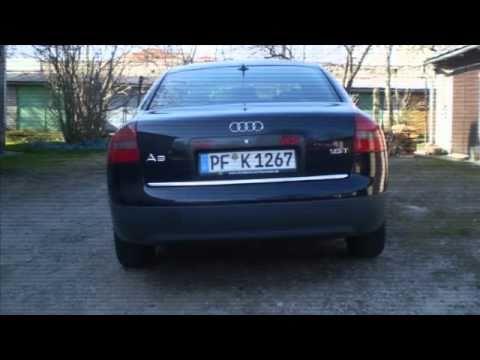 Audi A6 1 8 T Saloon