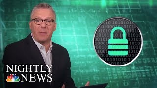 How Password Managers Could Help Protect Your Information Online | NBC Nightly News