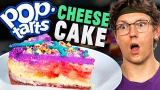 Pop-Tart Cheesecake Recipe