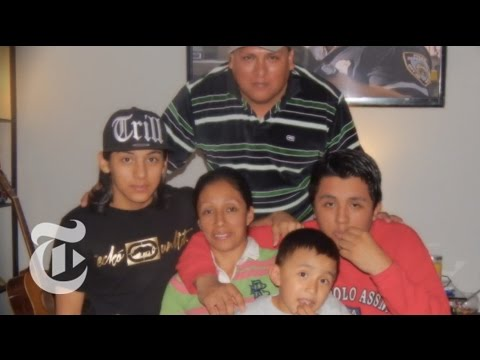 One Family Faces the Immigration Debate | The New York Times