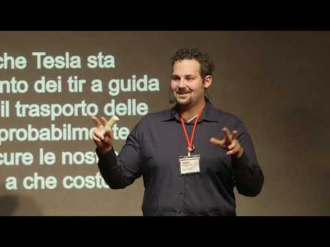 Artificial intelligence: future and ethics | Marco Cotrufo | TEDxAlessandria