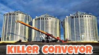Powered Conveyor For Leg Arms? & CAMERA GIVEAWAY!