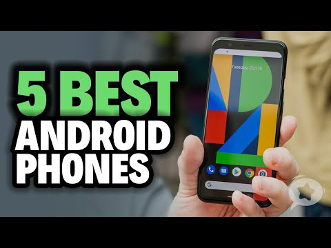 5 Best ANDROID PHONES 2020